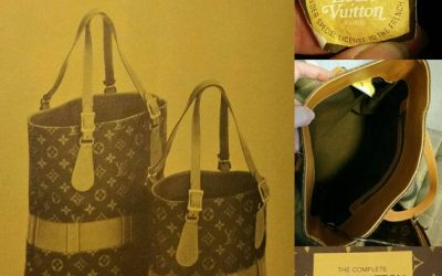 HISTORY LOUIS VUITTON AMERICAN MARKET